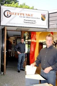 1 - Bürgermeister Herr Balzer
