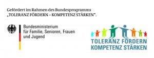 Toleranz fördern  Plakat Clip0001