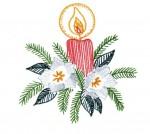 Weihnachten weiGesteck 640