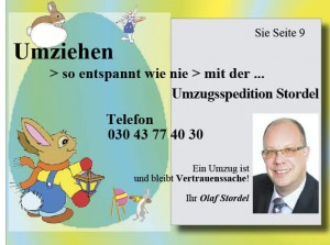 120 wp 16 Oster Gewinnspiel Umzugsspedition Stordel