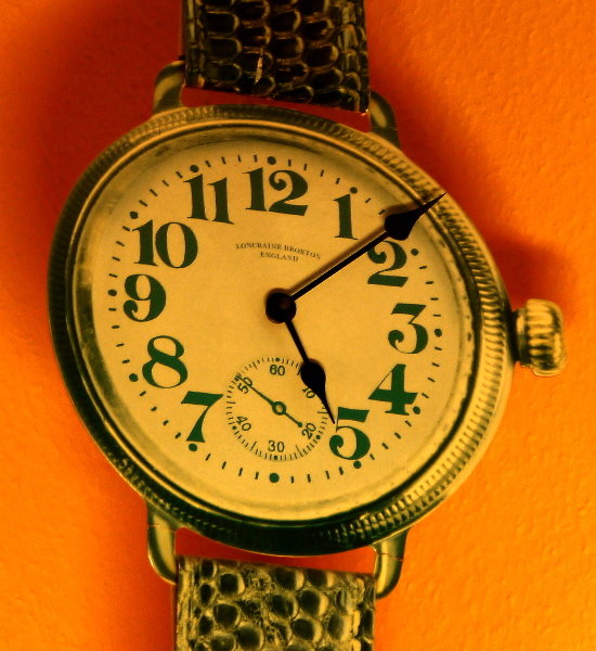 Uhr Bü 0009 a