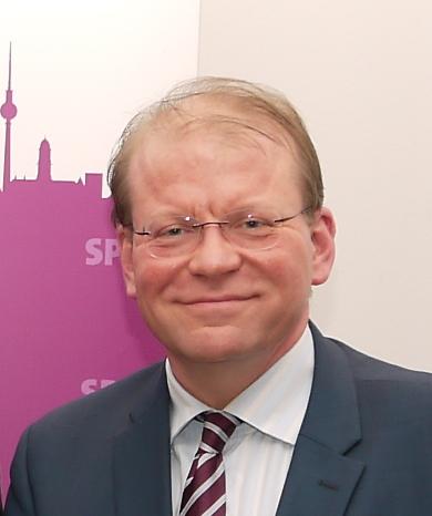 SPD Karge P WP 100 Regierender Bürgermeister Müller  0074