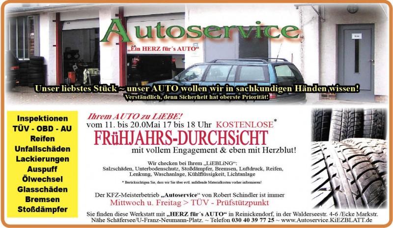 122 wp 156 Autoservice Schindler
