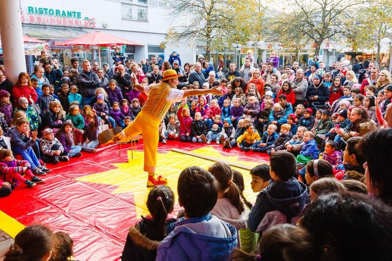 Kinder Mitmach Zirkus - 31.05.2015