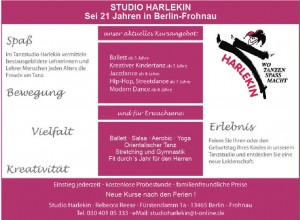 124 17 Studio Harlekin