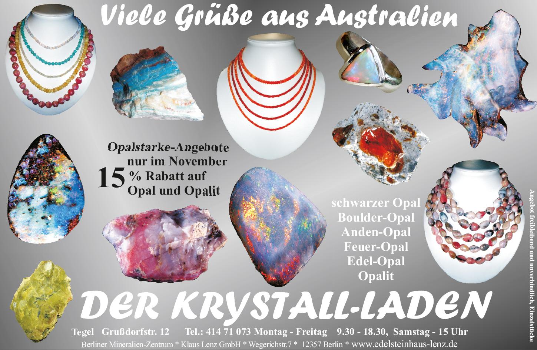 Krystall-Laden 1511