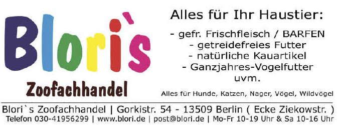 129 wp 14 Bloris Zoofachhandel