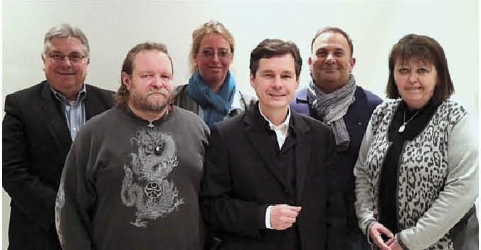 132 wp 15 Brockhausen SPD Vorstand