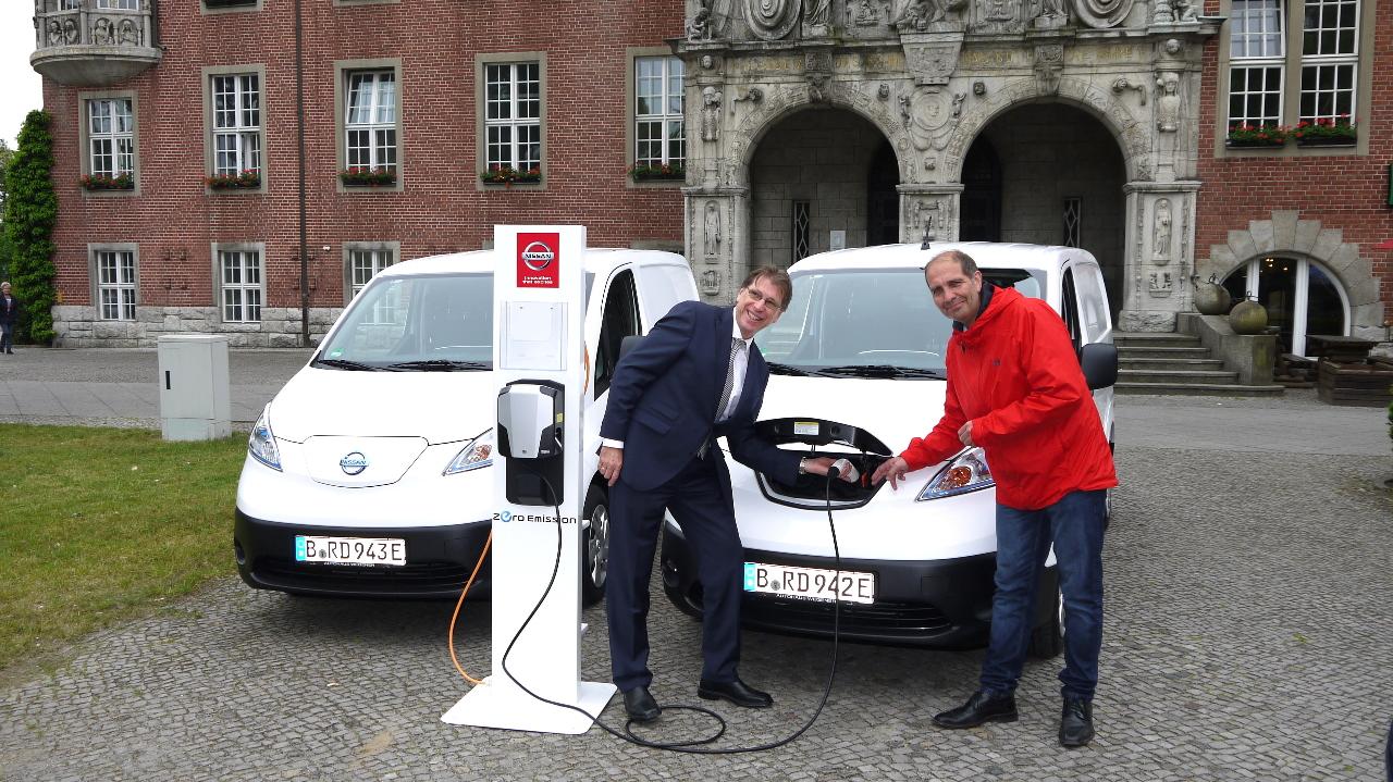 ambert Elektroautos Nissan Belger 0007