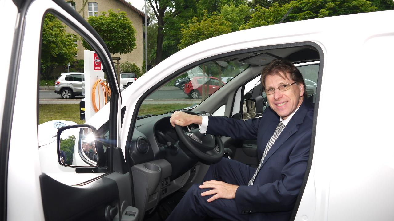 ambert Elektroautos Nissan Belger 0035
