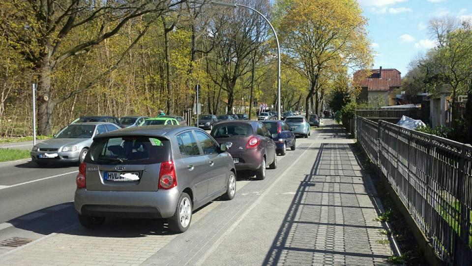 Parken-S-Bahn-Heiligensee (by FHM) Marten cdu