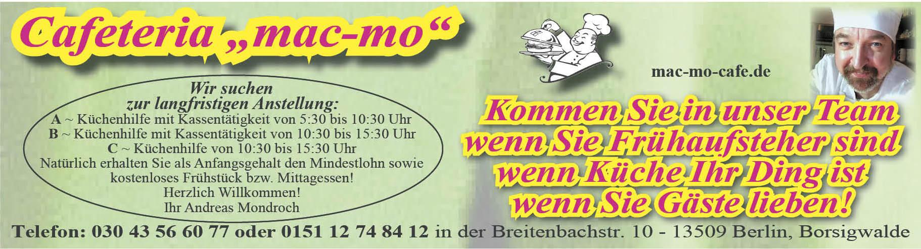 136 wp 08 Cafeteria mac-mo Mitarb