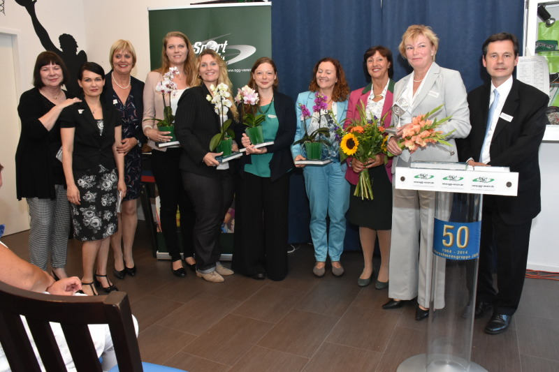 Brockhausen Reinickendorfer Frauen in Führung