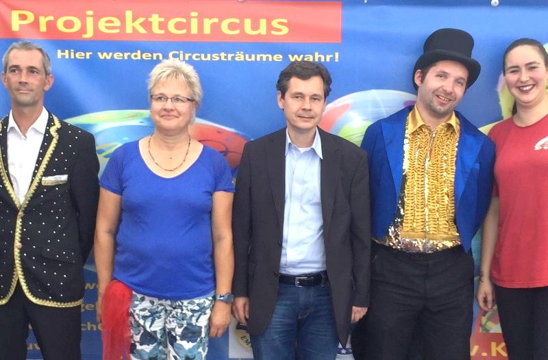 Haus am See Cirkus Brockhausen BA